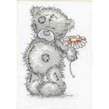 TT Maci - Virág neked - keresztszemes készlet