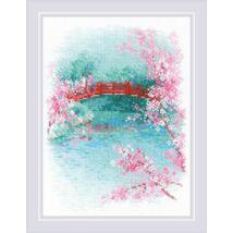 Sakura. Híd