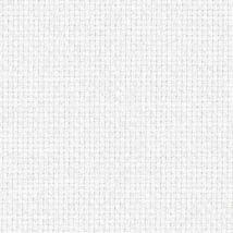 Zweigart fehér Aida - 14 ct (150 cm széles)