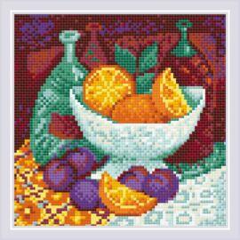 Diamond Mosaic készlet - Narancsok