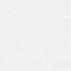 Zweigart fehér Aida - 16 ct (50 cm x 50 cm) - méretre vágott kelme