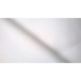 Zweigart gyöngyházfényű csillogós fehér hímzővászon - 32 ct 70 cm x 50 cm