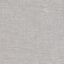Zweigart Edinburgh lenvászon galamb szürke - 36 ct - 70 cm x 50 cm