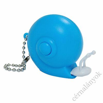Csigaméter - kék
