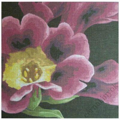 Lila virág 2.