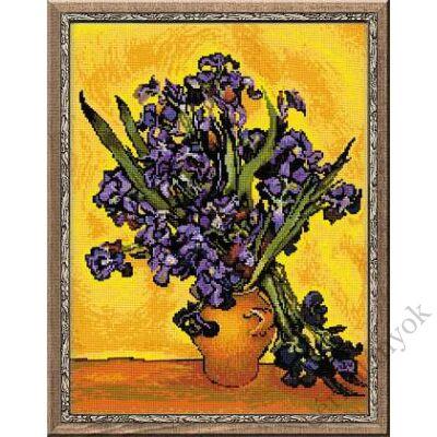 Van Gogh: Íriszek