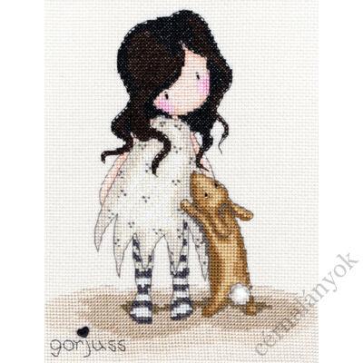 I Love You Little Rabbit - Gorjuss keresztszemes készlet