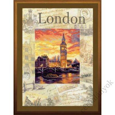A világ városai. London