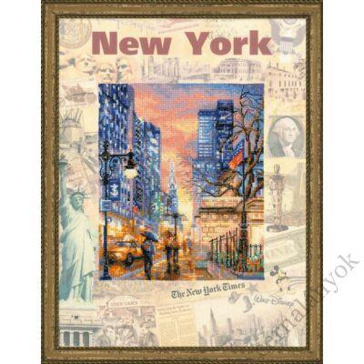 Világ városai. New York