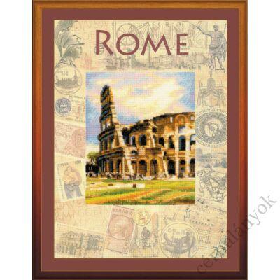 A világ városai. Róma