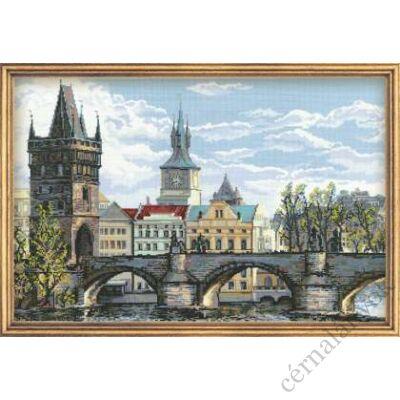 Prága. Károly híd