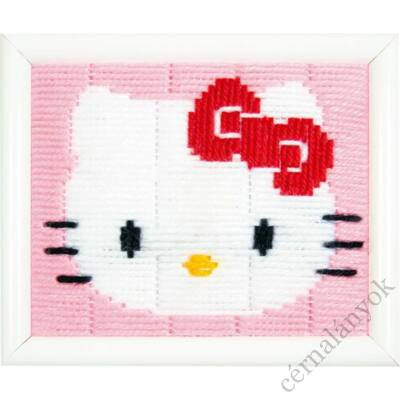 Hello Kitty laposöltéses készlet