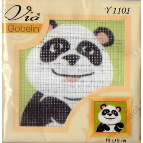 Gobelin készlet - panda