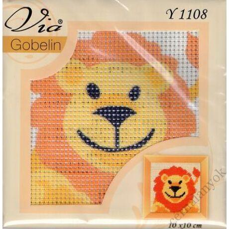 Gobelin készlet - oroszlán
