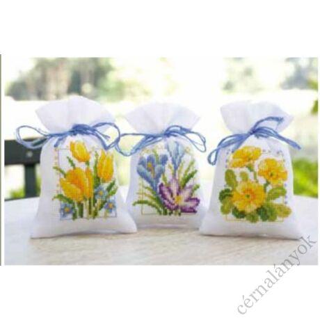 Illatzsák - Tavaszi virágok