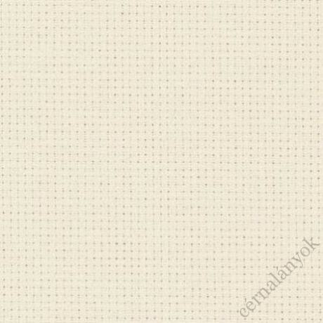 Zweigart ekrü Aida - 14 ct (50 cm x 50 cm) - méretre vágott kelme