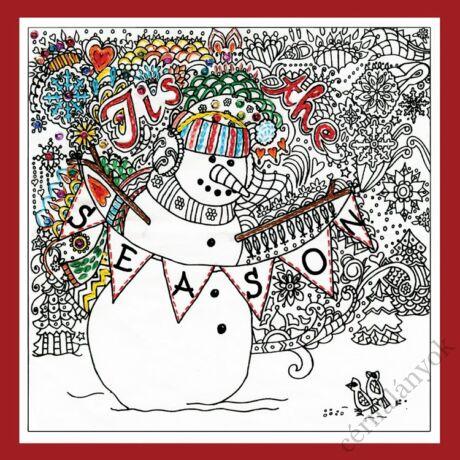 Zenbroidery - Hóember