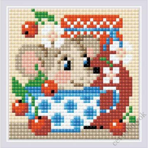 Diamond Mosaic készlet - Egérke
