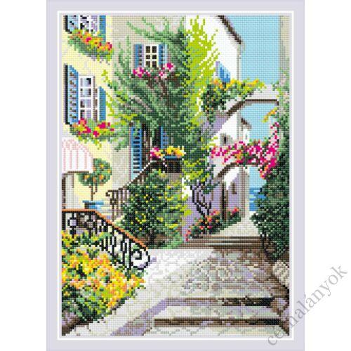 Diamond Mosaic készlet - Az olasz udvar