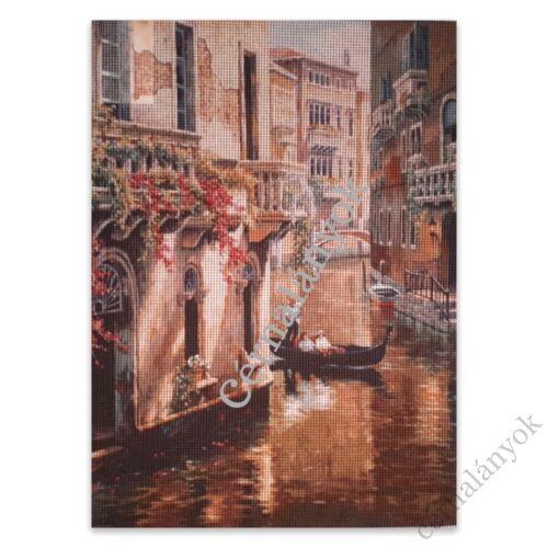 Gondolázás Velencében gobelin