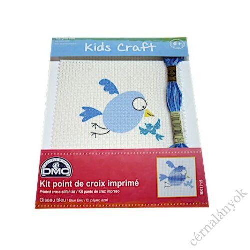 DMC Hímzőkészlet gyerekeknek - madárka