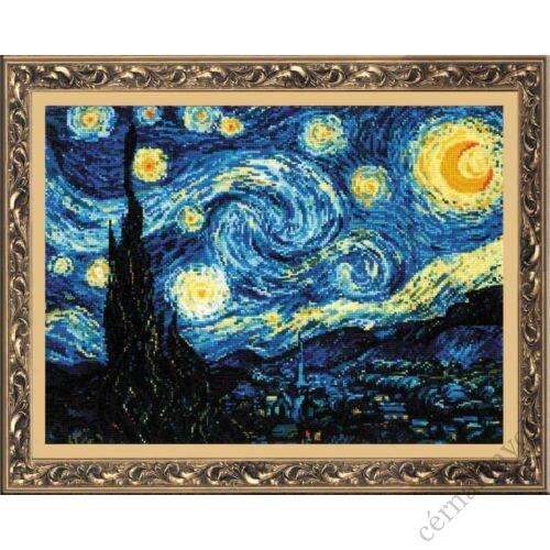 Van Gogh: Csillagos éj