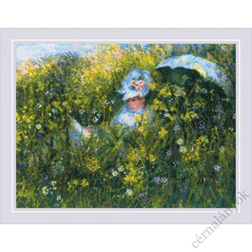 Monet: Mezőn keresztszemes készlet