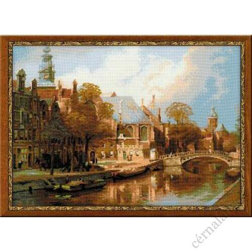 Amszterdam. Régi templom