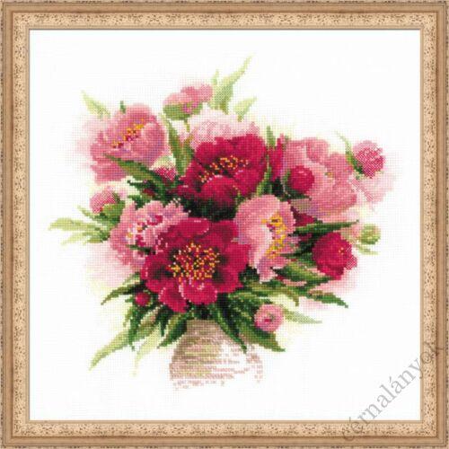 Bazsarózsák vázában