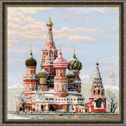 Moszkva. Szent Bazil Székesegyház