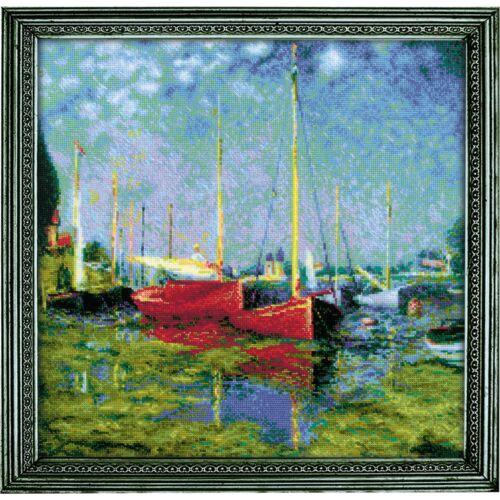Argenteuil - Monet festménye alapján