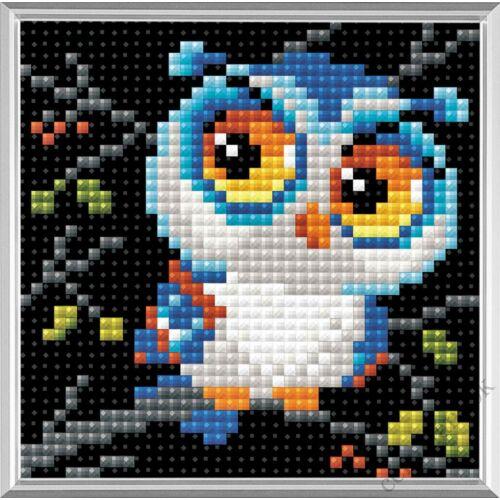 Diamond Mosaic készlet - Bagoly