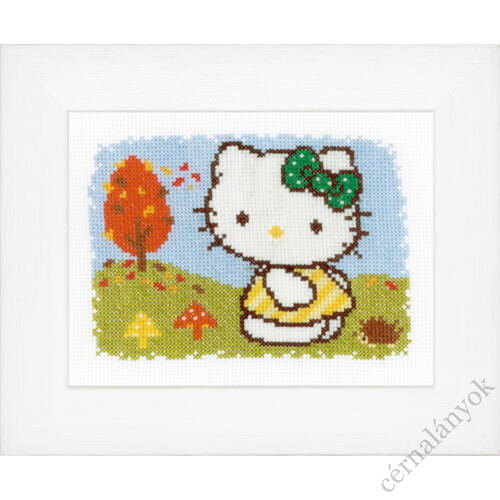 Hello Kitty - Ősz