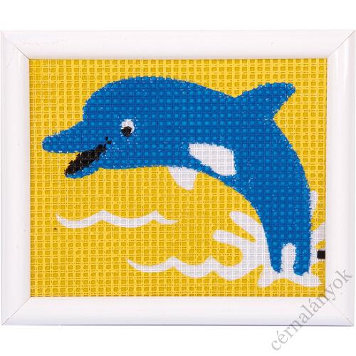 Gobelin készlet - delfin