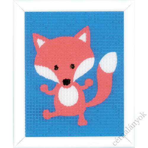 Gobelin készlet - Kis róka