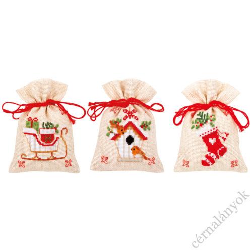 Illatzsák - Karácsonyi motívumok