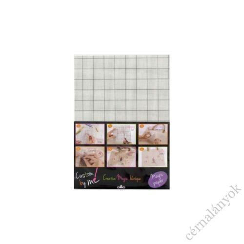 DMC Magic Paper A4 - S méretű rácsokkal