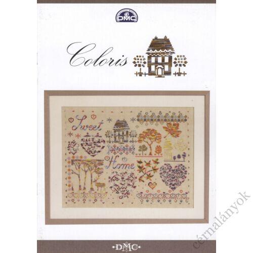 DMC Coloris Sweet Home mintaív