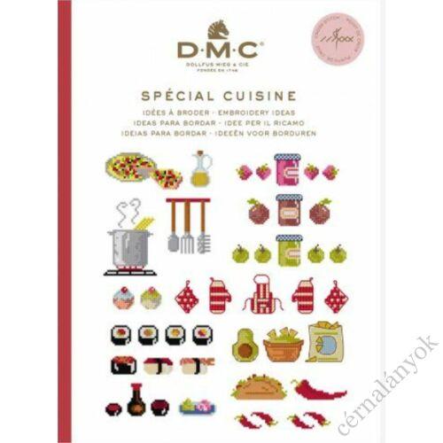 DMC Special - Konyhai minták keresztszemes mintafüzet