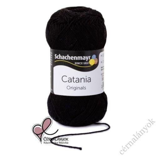 Catania fonal - Fekete