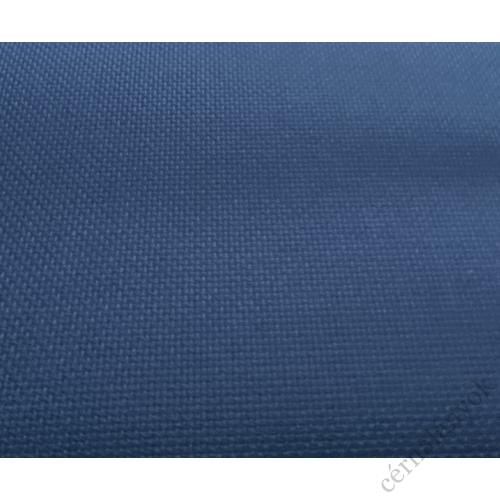 DMC karácsonyi kék Aida - 14 ct (110 cm széles)