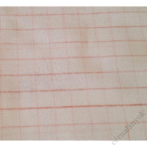 DMC Magic Guide 25 ct-s fehér hímzővászon - 156 cm széles