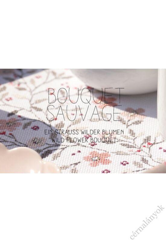 Bouquet Sauvage - Rico keresztszemes mintafüzet