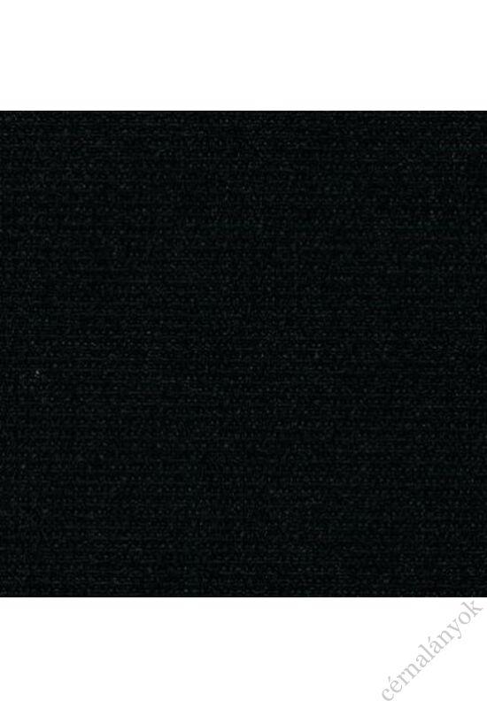 Zweigart fekete Aida - 14 ct - Méretre vágott kelme