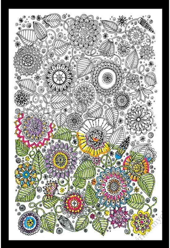 Zenbroidery - Virágok