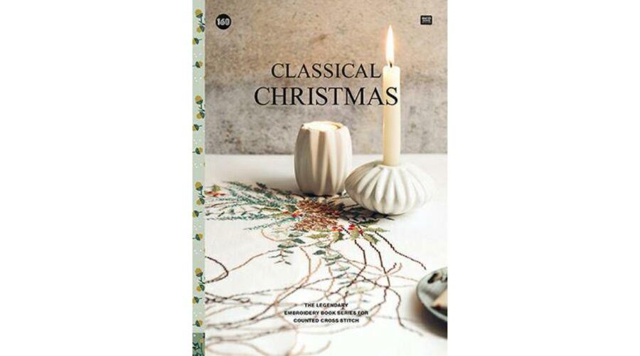 85c23a583e Classical Christmas - Rico Design karácsonyi keresztszemes mintafüzet (160)  丨 Cérnalányok Kézimunka Webáruház
