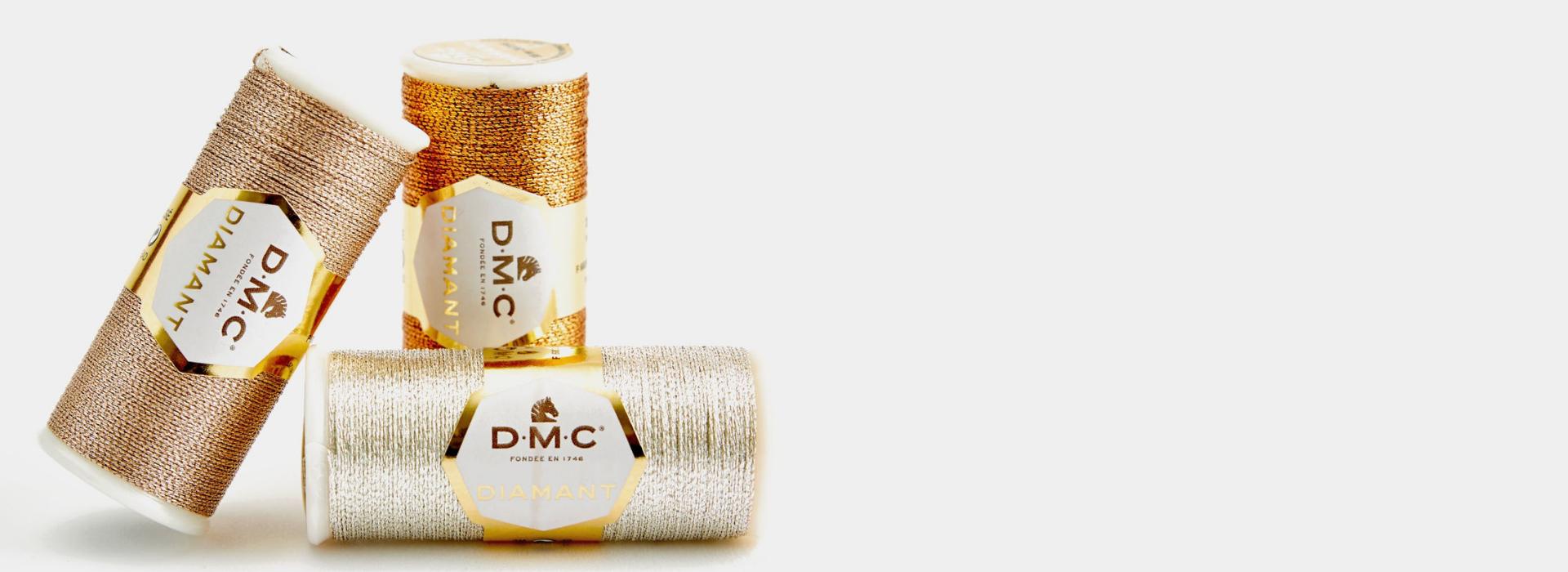 DMC Diamant hímzőfonal